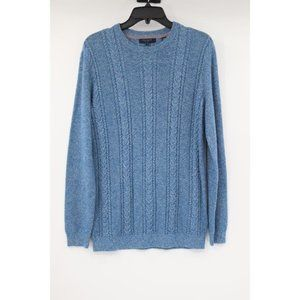 Ted Baker London men's 3 cable knit sweater wool